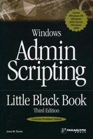 Windows Admin Scripting