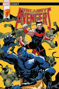 All-new uncanny avengers - Tome 5