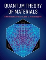 Quantum theory of materials