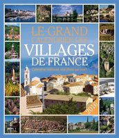 Le grand calendrier des plus beaux villages de France (édition 2016)
