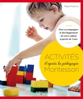 Maja Pitamic - Activités d'après la pédagogie Montessori