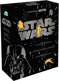 Star Wars - Coffret trilogie d'origine