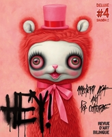 Hey ! deluxe - modern art & pop culture n.4