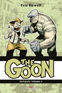 The goon - intégrale - Tome 1