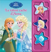 La reine des neiges - le talent cache d'anna