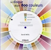 David Willis - Le disque aux 800 couleurs