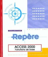 Access 2000 - Fonctions de base