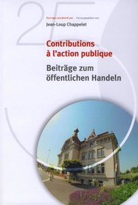Contributions à l'action publique