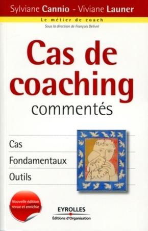 Sylviane CANNIO, Viviane LAUNER- Cas de coaching commentés