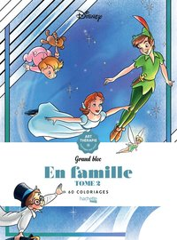 Grands blocs disney en famille - Tome 2