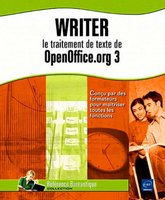 Writer - Le traitement de texte de OpenOffice.org 3