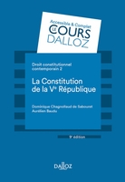 Droit constitutionnel contemporain - Tome 2