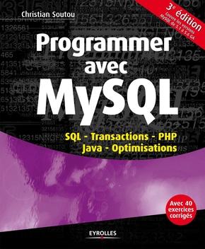 C.Soutou- Programmer avec mysql sql, transactions, php, java, optimisations