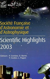 Scientific highlights 2003 bordeaux, france, june 16-20, 2003