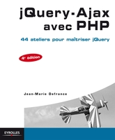 Jean-Marie Defrance - Jquery-ajax avec php