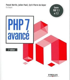 C.Pierre de Geyer, J.Pauli, P.Martin- PHP 7 avancé