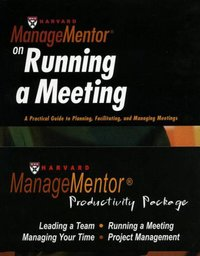 The Harvard Manage Mentor Productivity Package