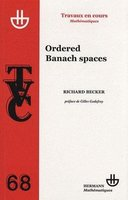 Tvc 68. ordered banach spaces