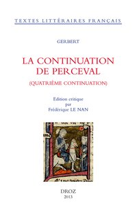 La continuation de perceval
