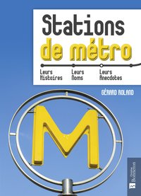 Paris. stations de métro