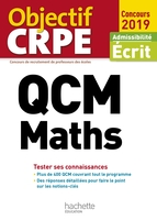 Qcm crpe : maths 2019