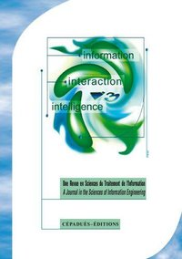 Revue I3 – Information Interaction Intelligence – Volume 6, n°1, 2006