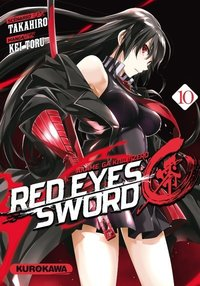 Red eyes sword zero - Tome 10