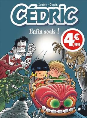 Cédric - Tome 18 - enfin seuls ! (indispensables 2020)