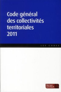 Code general des collectivites territoriales 2011