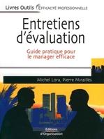 Pierre Miraillès - Entretiens d'évaluation