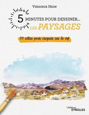 V.Hein- 5 minutes pour dessiner... les paysages