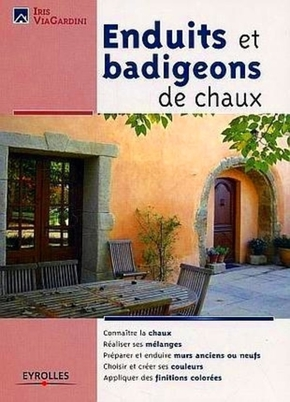 I.ViaGardini- Enduits et badigeons de chaux