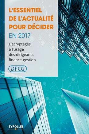 P.-Y.Bing, DFCG- L'essentiel de l'actualité pour décider en 2017