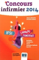 Pack concours infirmier 2013-2014
