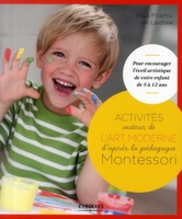 Laidlaw, Jill; Pitamic, Maja - Activités autour de l'art moderne d'après la pédagogie montessori