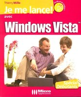 Je me lance avec Windows Vista
