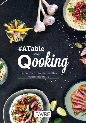 A table avec qooking