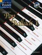 Pop ballads 1 piano +cd