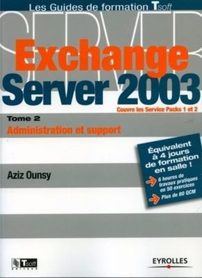 Aziz Ounsy- Exchange server 2003