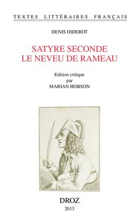 Satyre seconde. le neveu de rameau.