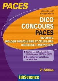 Dico concours PACES