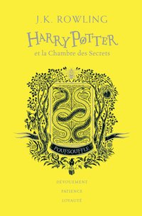 Harry Potter - Tome 2 - Harry Potter et la chambre des secrets