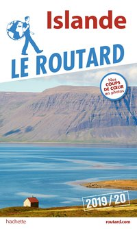 Guide du routard islande 2019/20