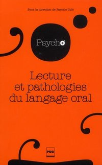 Pathologie du language orale