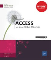 Access - Versions 2019 et Office 365