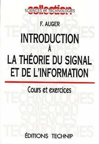 Introduction à la théorie du signal et de l'information