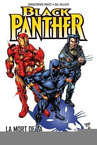 Black panther par christopher priest - Tome 4