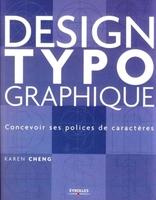 K.Cheng - Design typographique. concevoir ses polices de caracteres