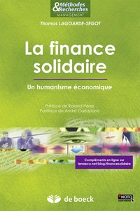 La finance solidaire