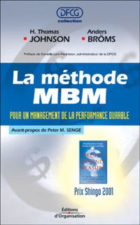La méthode mbm pour un management de la performance durable